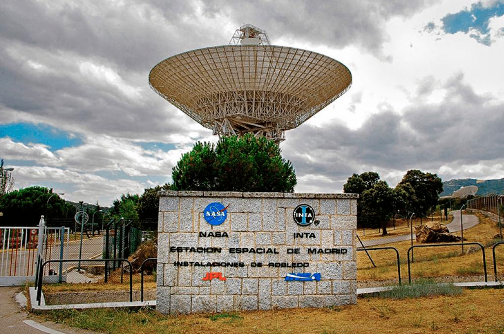 Estación-espacial-de-Madrid-NASA