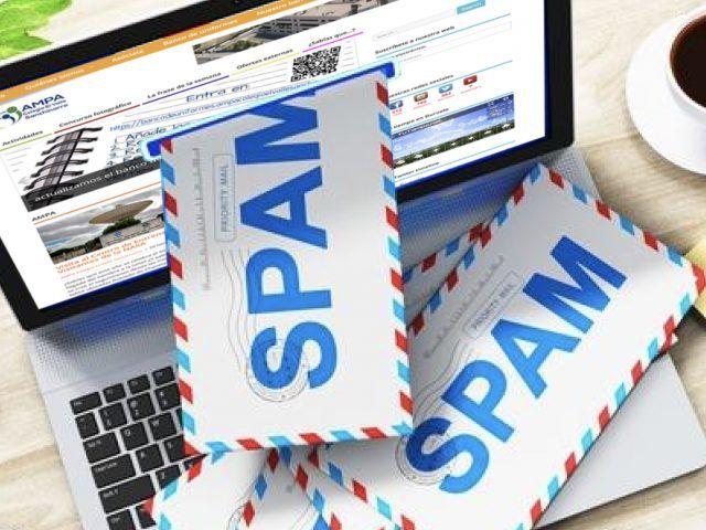 Cómo evitar que los correos del AMPA vayan a la bandeja de Spam