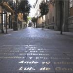Tour cultural por el Barrio de Las Letras para socios del AMPA
