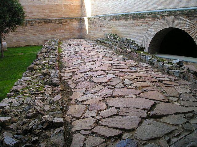¿Sabías que…? Todos los caminos llevan a Roma