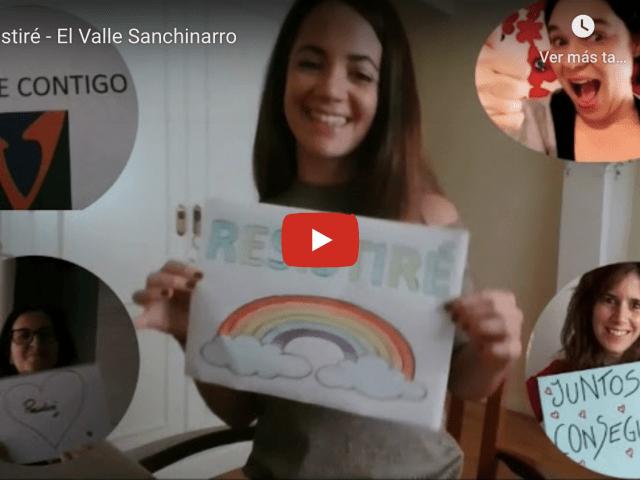 Resistiré – Colegio El Valle Sanchinarro