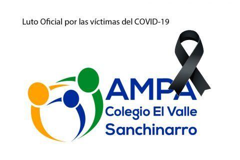 Nos sumamos a los 10 días de luto nacional por las víctimas del COVID-19