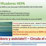 Purificadores HEPA